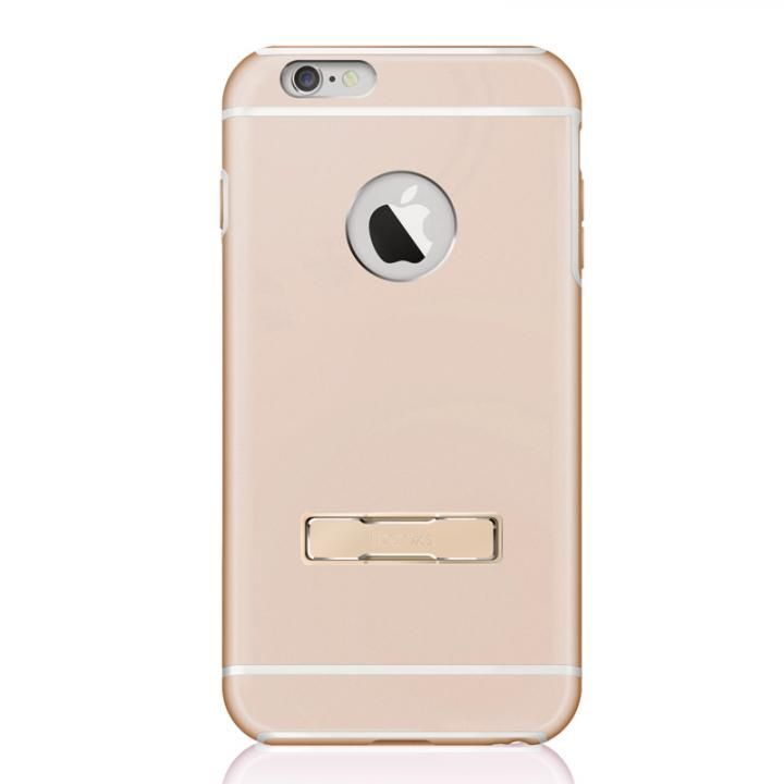iPhone6 Plus ケース 耐衝撃性アルミケース ibacks Essence Armor-KS ゴールド iPhone 6 Plus_0