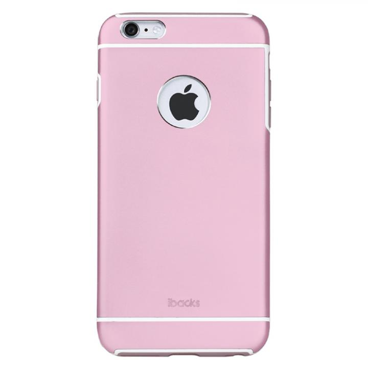 iPhone6 ケース 耐衝撃性アルミケース ibacks Essence Armor ピンク iPhone 6_0