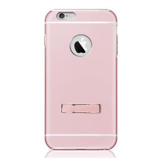 耐衝撃性アルミケース ibacks Essence Armor-KS ピンク iPhone 6 Plus