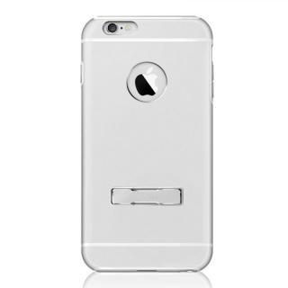 耐衝撃性アルミケース ibacks Essence Armor-KS シルバー iPhone 6 Plus