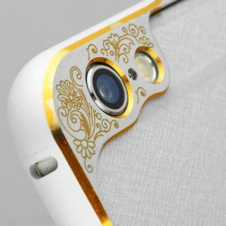 【iPhone6ケース】アルミバンパー M's Select. Masquerade ブラック iPhone 6_6