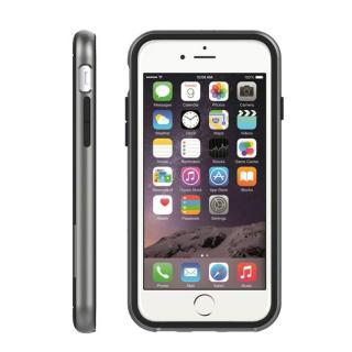 【iPhone6ケース】PhoneFoam LINE カード収納機能付きケース ダークシルバー iPhone 6_1