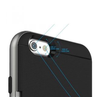 【iPhone6ケース】PhoneFoam LINE カード収納機能付きケース ダークシルバー iPhone 6_7