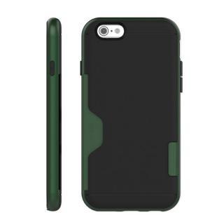 【iPhone6ケース】PhoneFoam LINE カード収納機能付きケース ハンターグリーン iPhone 6_2