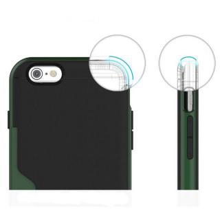 【iPhone6ケース】PhoneFoam LINE カード収納機能付きケース ハンターグリーン iPhone 6_3