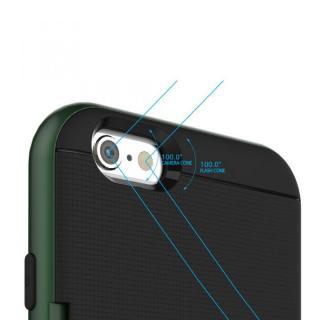 【iPhone6ケース】PhoneFoam LINE カード収納機能付きケース ハンターグリーン iPhone 6_7