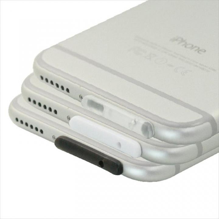 Lightningコネクタ TPUダブルキャップ3個セット スタンダード iPhone 6_0