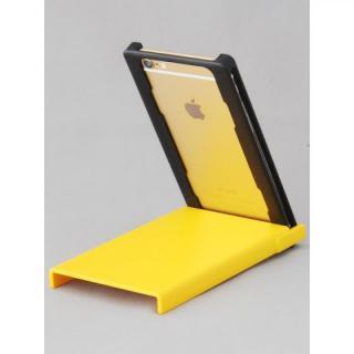 【iPhone6ケース】ヌンチャクケース Trick Cover ブラック/イエロー iPhone 6_1