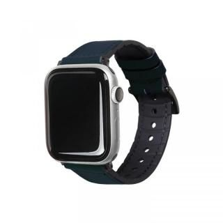 Apple Watch 44mm/42mm用 GENUINE LEATHER STRAP AIR ディープグリーン