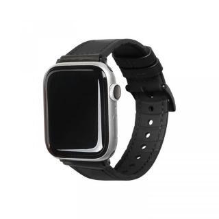 Apple Watch 44mm/42mm用 GENUINE LEATHER STRAP AIR ブラック