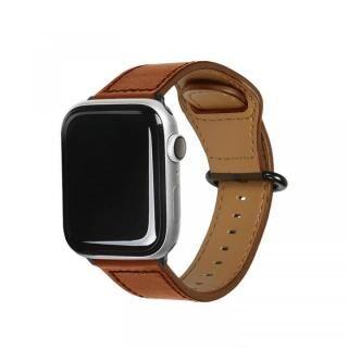 Apple Watch 44mm/42mm用 GENUINE LEATHER STRAP ブラウン