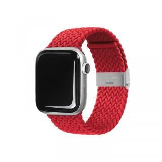 Apple Watch 44mm/42mm用 LOOP BAND レッド