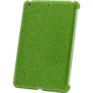 芝生のケース Shibaful -Yoyogi Park-  iPad mini/2/3ケース
