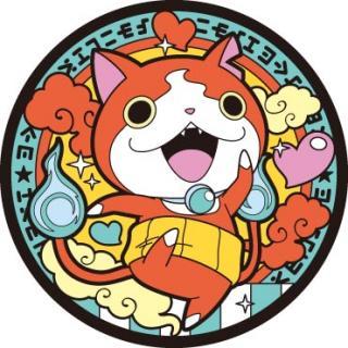 【8月下旬】妖怪ウォッチ ラバーコースター ジバニャンB