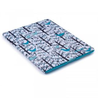 iPad(第3-4世代) FitFolio-LoveBirds Teal_1