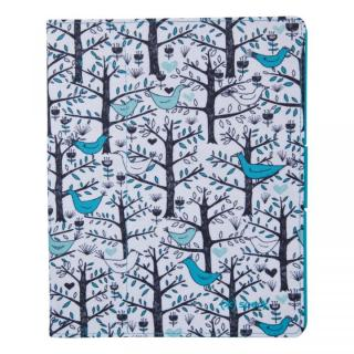 iPad(第3-4世代) FitFolio-LoveBirds Teal_2