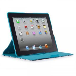 iPad(第3-4世代) FitFolio-LoveBirds Teal_3