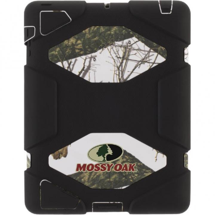Survivor MossyOak WinterBreakUp Salt-BLK iPad Airケース