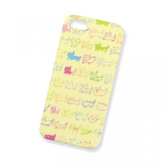AIUEO iPhone5 Case NEKO BORDER CO