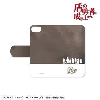 盾の勇者の成り上がり 手帳型ケース iPhone 8/7/6s/6【8月上旬】
