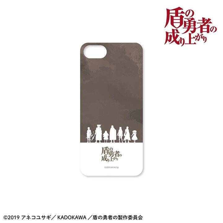 iPhone SE/5s/5 ケース 盾の勇者の成り上がり ハードケース iPhone SE/5s/5【10月下旬】_0