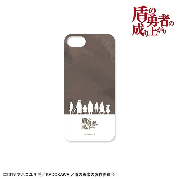 iPhone SE/5s/5 ケース 盾の勇者の成り上がり ハードケース iPhone SE/5s/5【7月下旬】_0