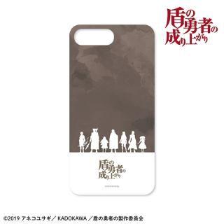 iPhone8 Plus/7 Plus ケース 盾の勇者の成り上がり ハードケース iPhone 8 Plus/7 Plus/6s Plus/6 Plus【8月下旬】