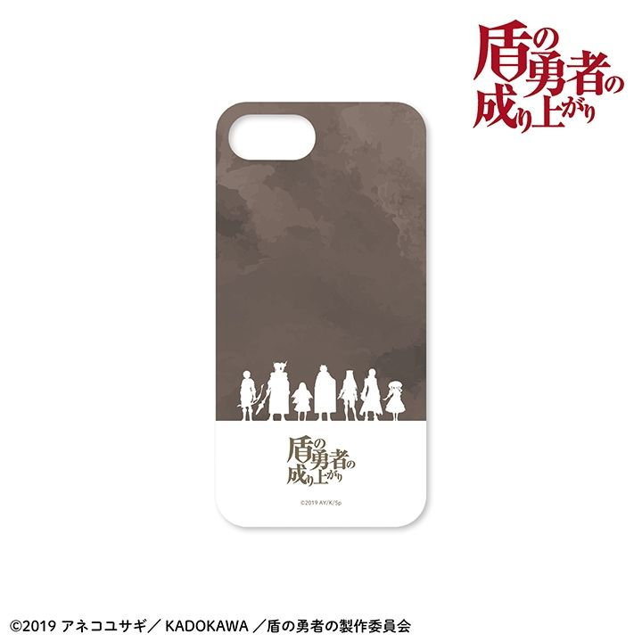 iPhone8/7/6s/6 ケース 盾の勇者の成り上がり ハードケース iPhone 8/7/6s/6【5月下旬】_0