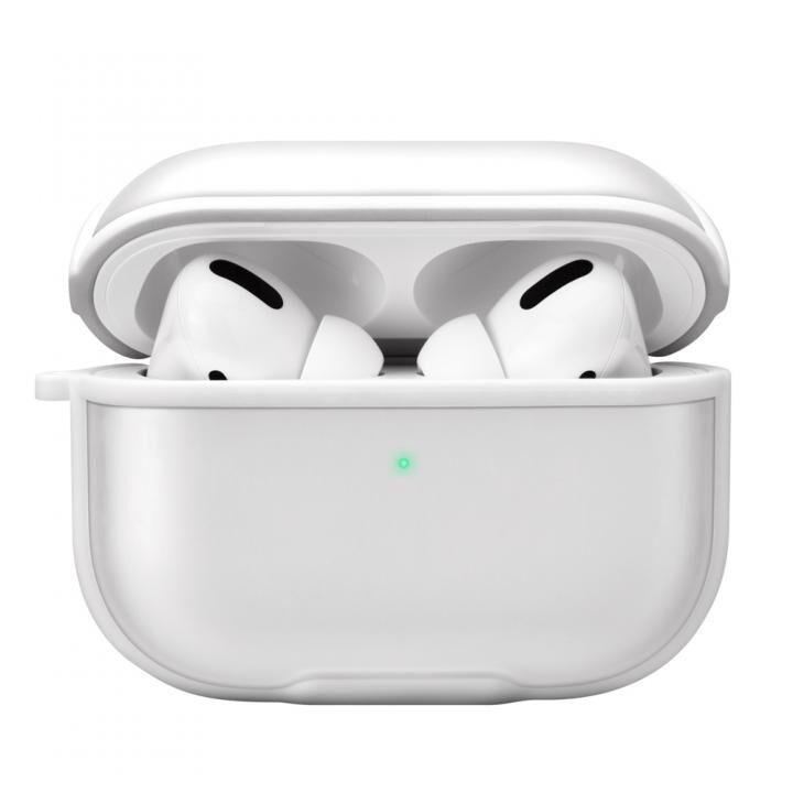 AirPods Pro 充電ケース用タフケース ホワイト_0