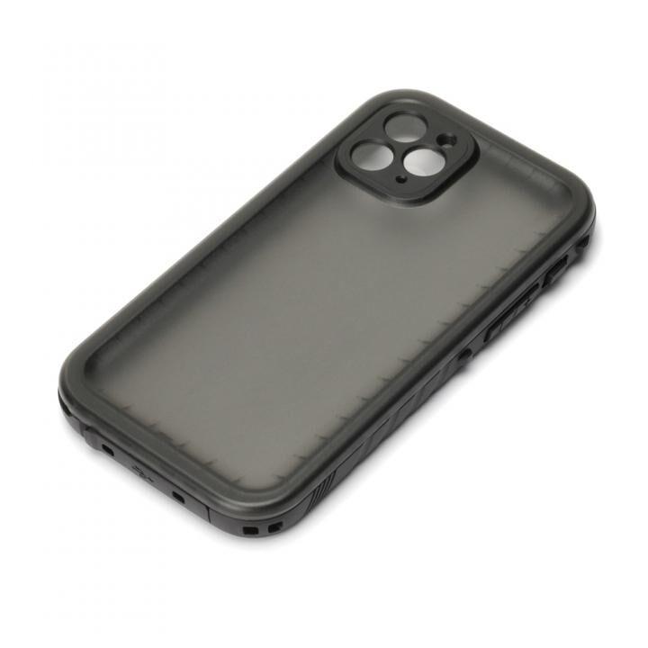 iPhone 11 Pro ケース ウォータープルーフケース IP68防水・防塵 ブラック iPhone 11 Pro_0