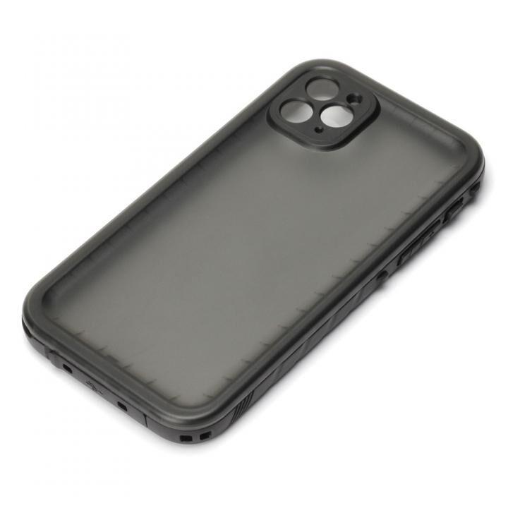 iPhone 11 Pro Max ケース ウォータープルーフケース IP68防水・防塵 ブラック iPhone 11 Pro Max_0