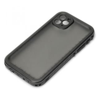 iPhone 11 Pro Max ケース ウォータープルーフケース IP68防水・防塵 ブラック iPhone 11 Pro Max