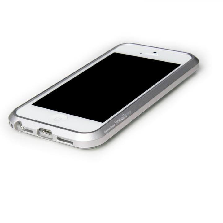 【iPhone SE/5s/5ケース】innerexile Edge  iPhone SE/5s/5 Silver_0