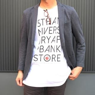 AppBank Store EC5周年記念Tシャツ ホワイト Lサイズ_6