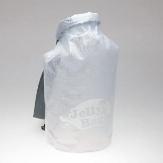 丸底デザインの防水バッグ Jelly Bag 10L ホワイト
