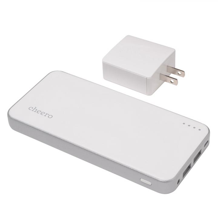 [12,000mAh] cheero Energy Plus