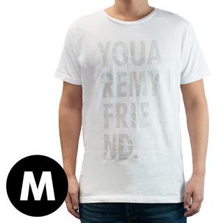 AppBankオリジナル グランジロゴTシャツ ホワイト Mサイズ
