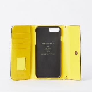 【iPhone8 Plus/7 Plusケース】STARRY SNAKE FACE ブラック iPhone 8 Plus/7 Plus/6s Plus/6 Plus_3