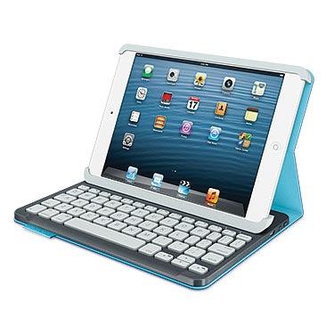 対応 Keyboard Folio mini エレクトリックブルー キーボード_0