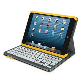 対応 Keyboard Folio mini サンフラワーイエロー キーボード