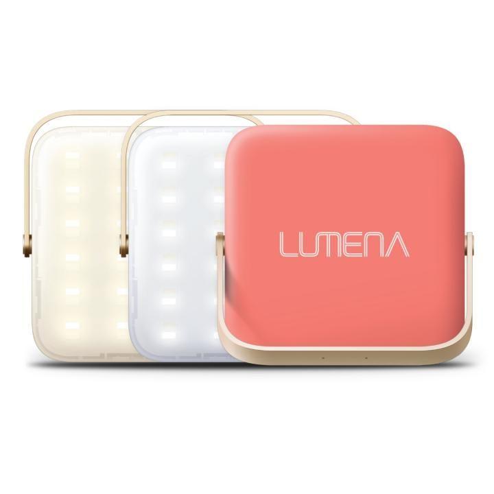 超軽量LEDランタン LUMENA(ルーメナー)7 LEDランタン ソフトレッド【1月下旬】