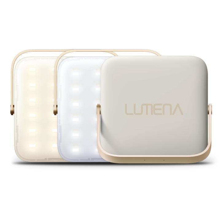 超軽量LEDランタン LUMENA(ルーメナー)7 LEDランタン ベージュ【9月下旬】