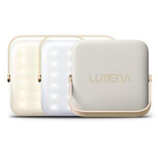 超軽量LEDランタン LUMENA(ルーメナー)7 LEDランタン ベージュ【1月下旬】