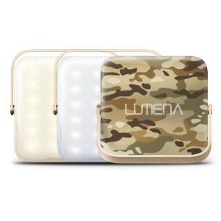 超軽量LEDランタン LUMENA(ルーメナー)7 LEDランタン 迷彩グリーン【1月下旬】