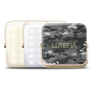 超軽量LEDランタン LUMENA(ルーメナー)7 LEDランタン 迷彩グレイ【1月下旬】