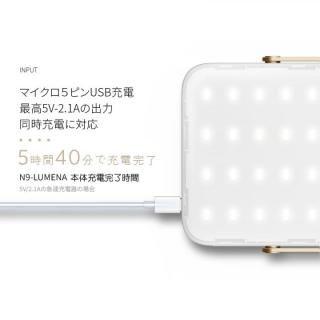超軽量LEDランタン LUMENA(ルーメナー)7 LEDランタン ソフトレッド_2