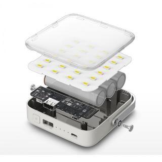 超軽量LEDランタン LUMENA(ルーメナー)7 LEDランタン ソフトレッド_8