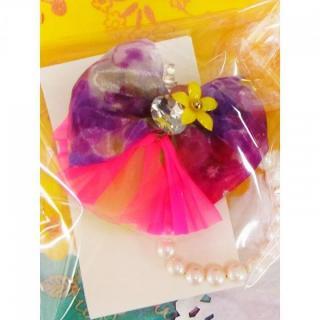 juicy flower(パープル)