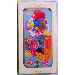 【iPhone SE/5s/5ケース】burger&candy(キャンディ) iPhone 5ケース