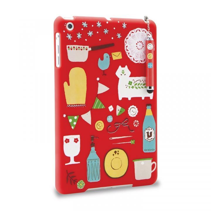 デザインシェルカバー ホームメイド iPad mini/2/3ケース